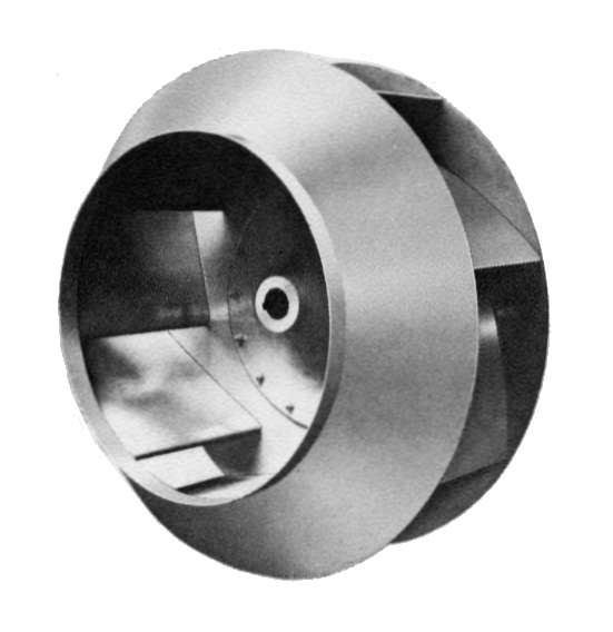 Air Fan Types : Centrifugal fan types