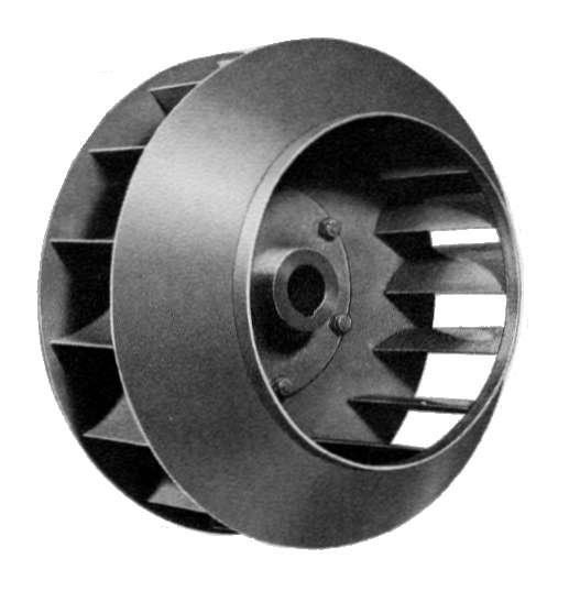 Radial Blade Blowers : Centrifugal fan types